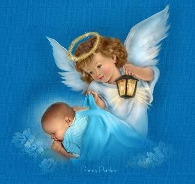 todos tenemos un angel quien nos cuida.valoremos ese privilegio divino