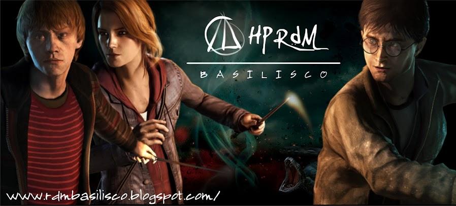 ϟ  ⏃ HPRdM Basilisco  - Tudo sobre Harry Potter em um piscar de olhos.  ⏃ ϟ