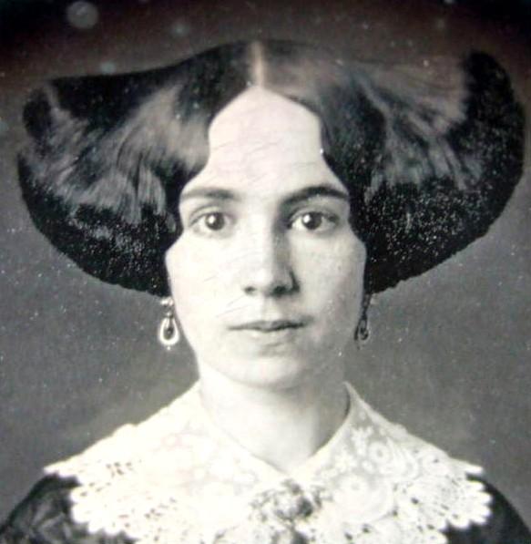 extreme daguerrotype hair styles