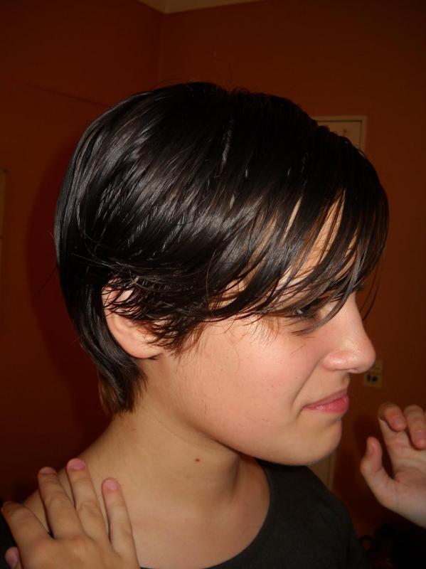 Corte de cabello a domicilio
