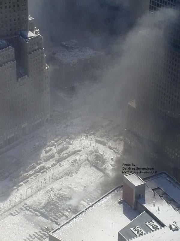 фото теракта 11 сетября