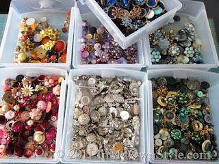 Reciclar pendientes vintage en Recicla Inventa