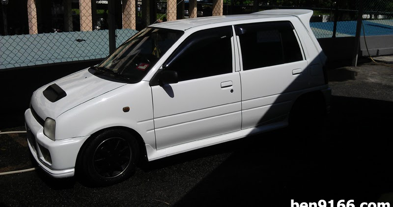 Mira Auto Sales >> Project Kancil: New Paint Job - BEN9166
