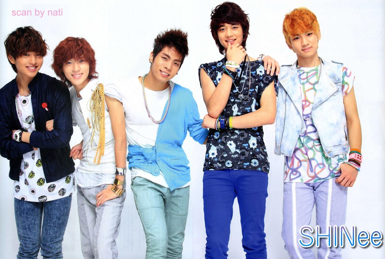Image Cute SHINee Members