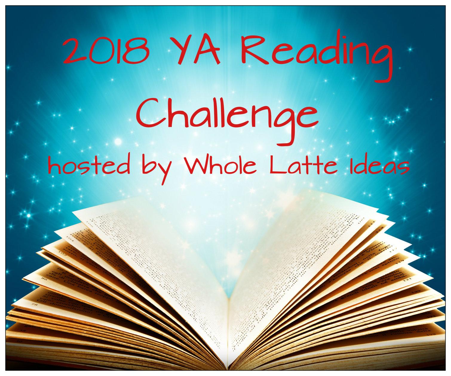 2018 YA Reading Challenge