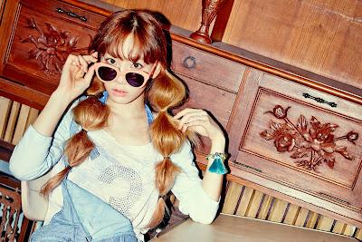 TTS Taeyeon comeback