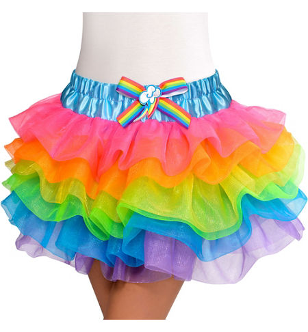 MLP Rainbow Dash Child Costume Tutu