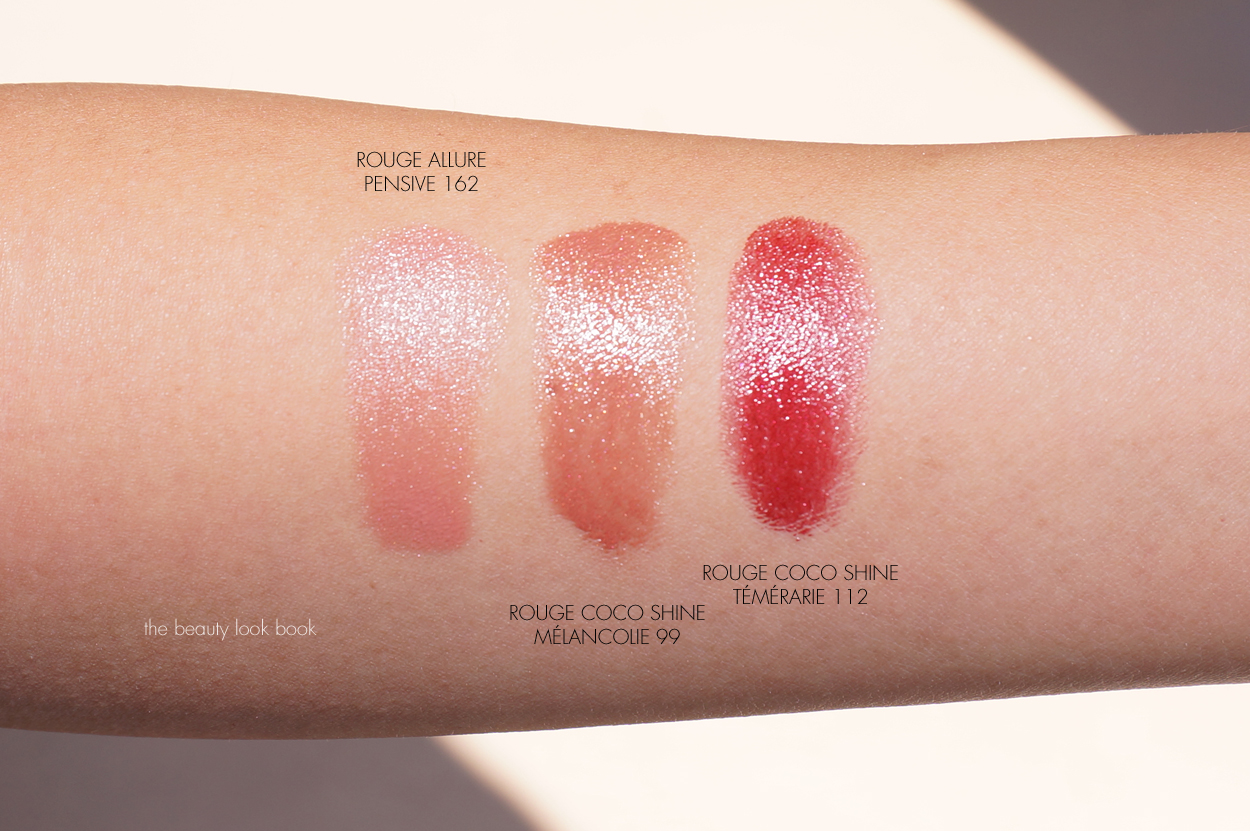 Beauty marker chanel rouge coco lipsticks review and swatches - Chanel Fall 2015 Rouge Allure And Rouge Coco Shines