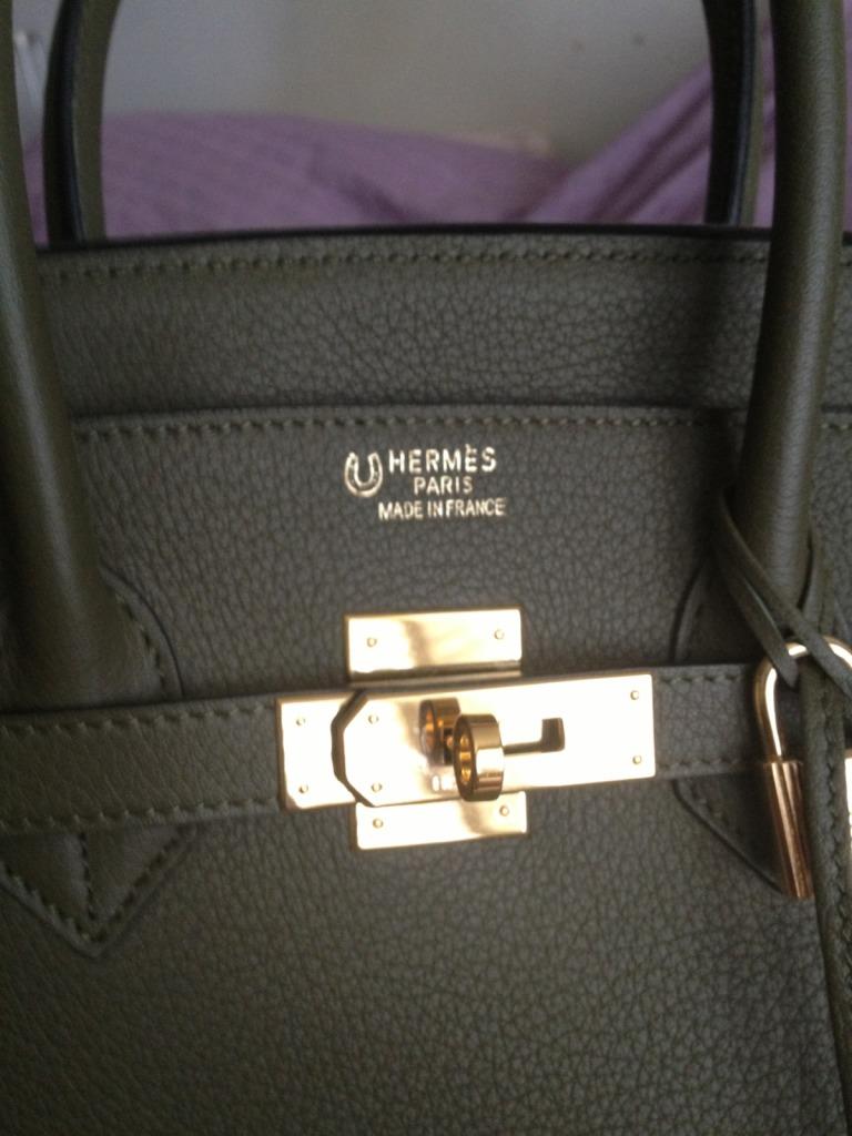 Purse Princess Victoria S Custom Birkin 35cm Togo Leather