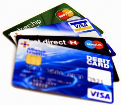 Macam-macam kartu kredit