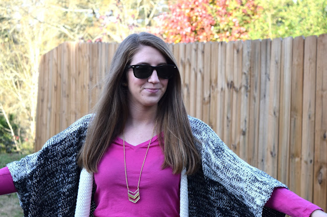 fringe cardigan, fall look, fall style
