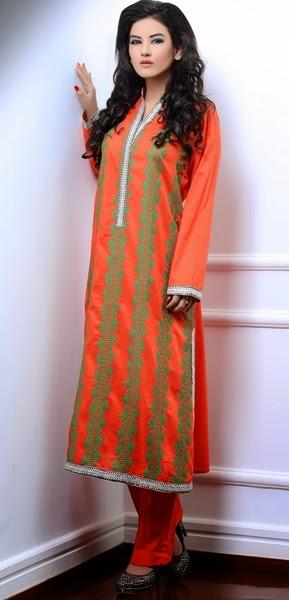 Eid Party Wear 2014