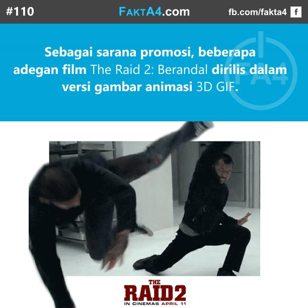 The Raid 2: Berandal Versi 3D GIF
