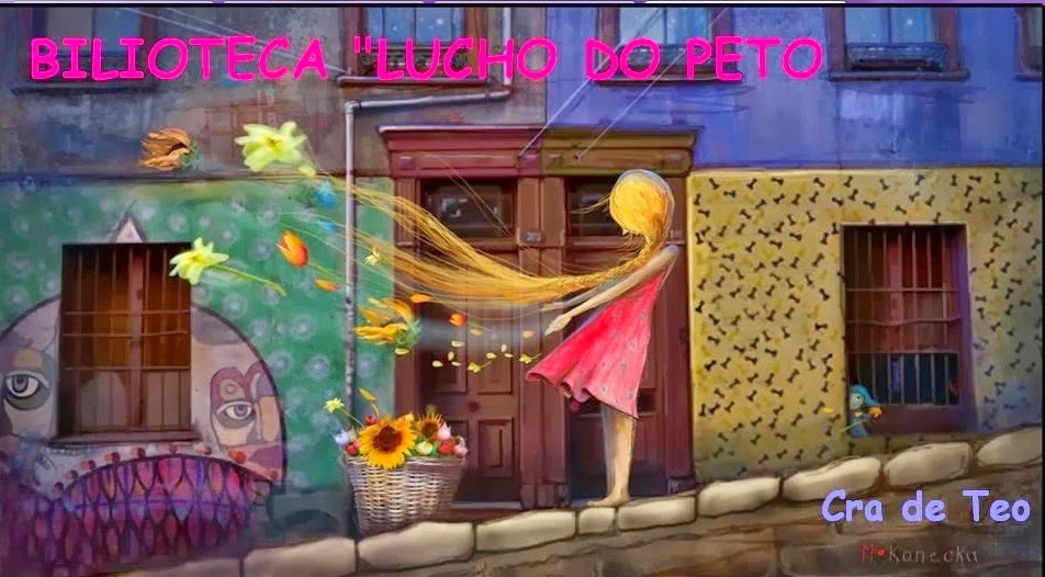 "BLOG BIBLIOTECA ""LUCHO DO PETO"""