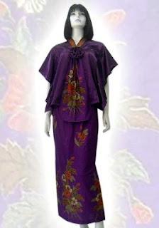 dress+batik DRESS BATIK MODERN TREND 2013 TERBARU