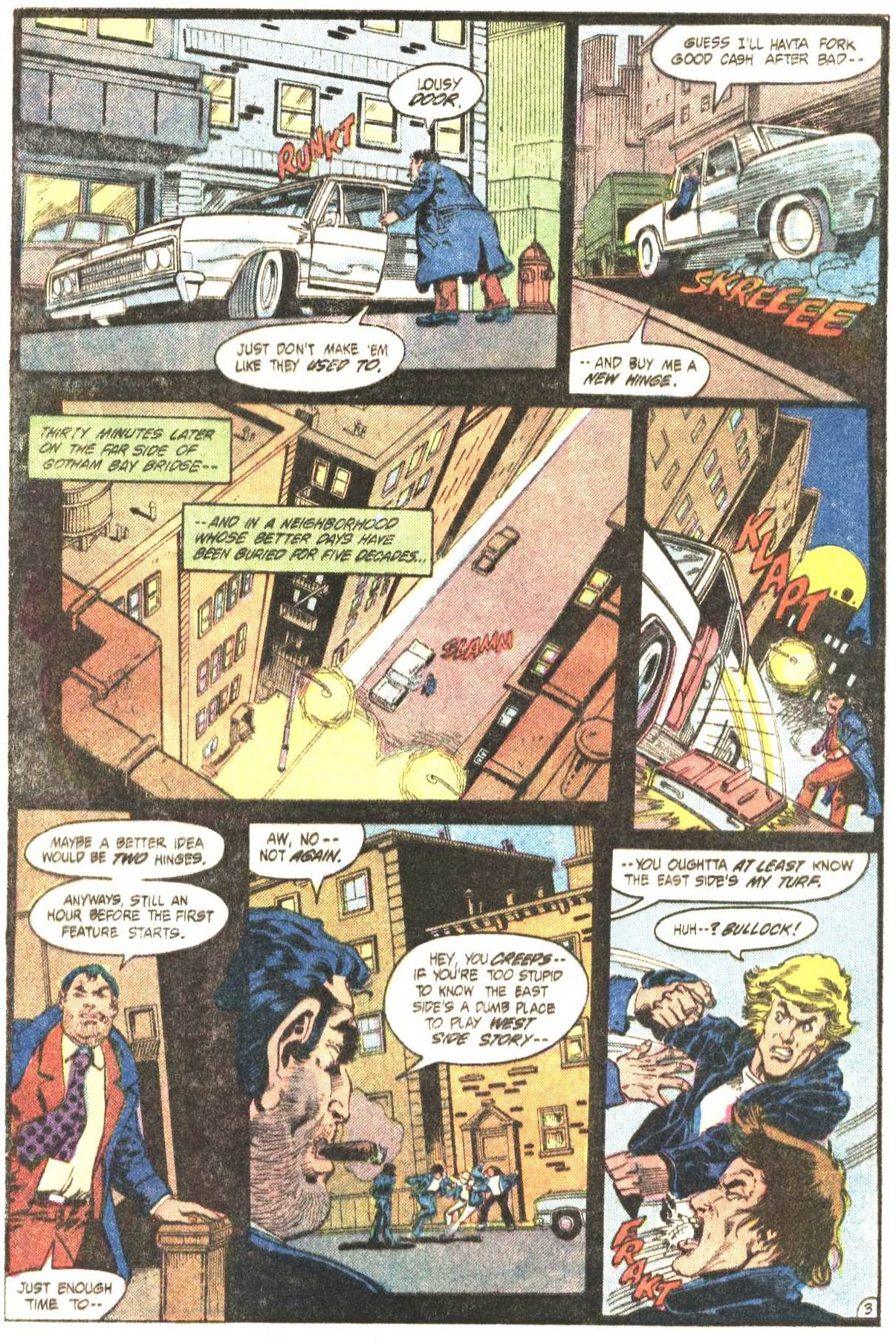 Detective Comics (1937) Issue #549 Page 4