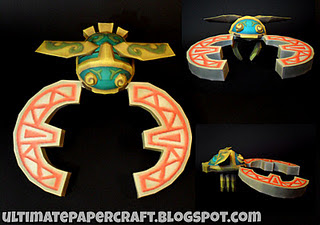 skyward sword paper Skyward sword impa (young) the character of impa appears in several games and stories, often as an older woman who is the guardian of princess zelda.