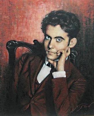 Retrato de Federico García Lorca (Mari Carmen Fernández Quirós)