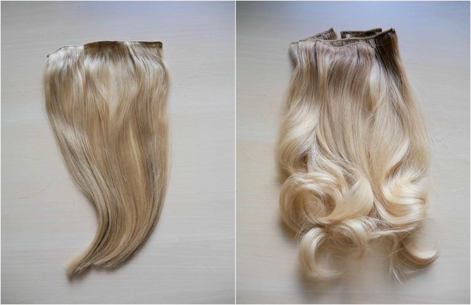 Jeden tag haare waschen mit extensions