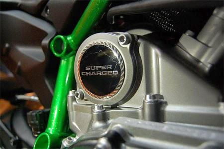gambar mesin supercharged