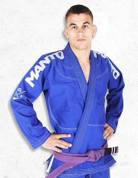"Manto GI ""X"" blue"