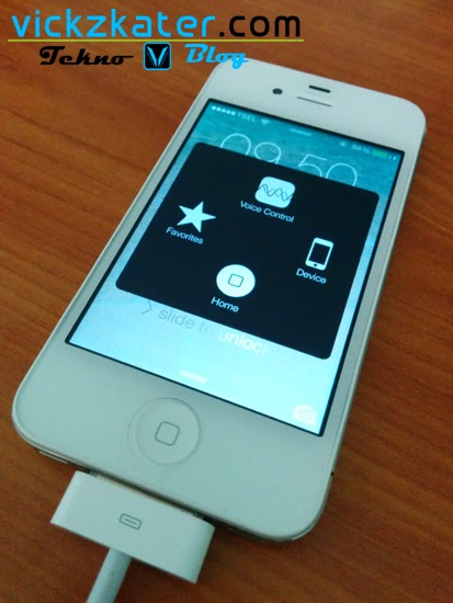 Cara Mengaktifkan Virtual Home Button (Assistive Touch) di iOS