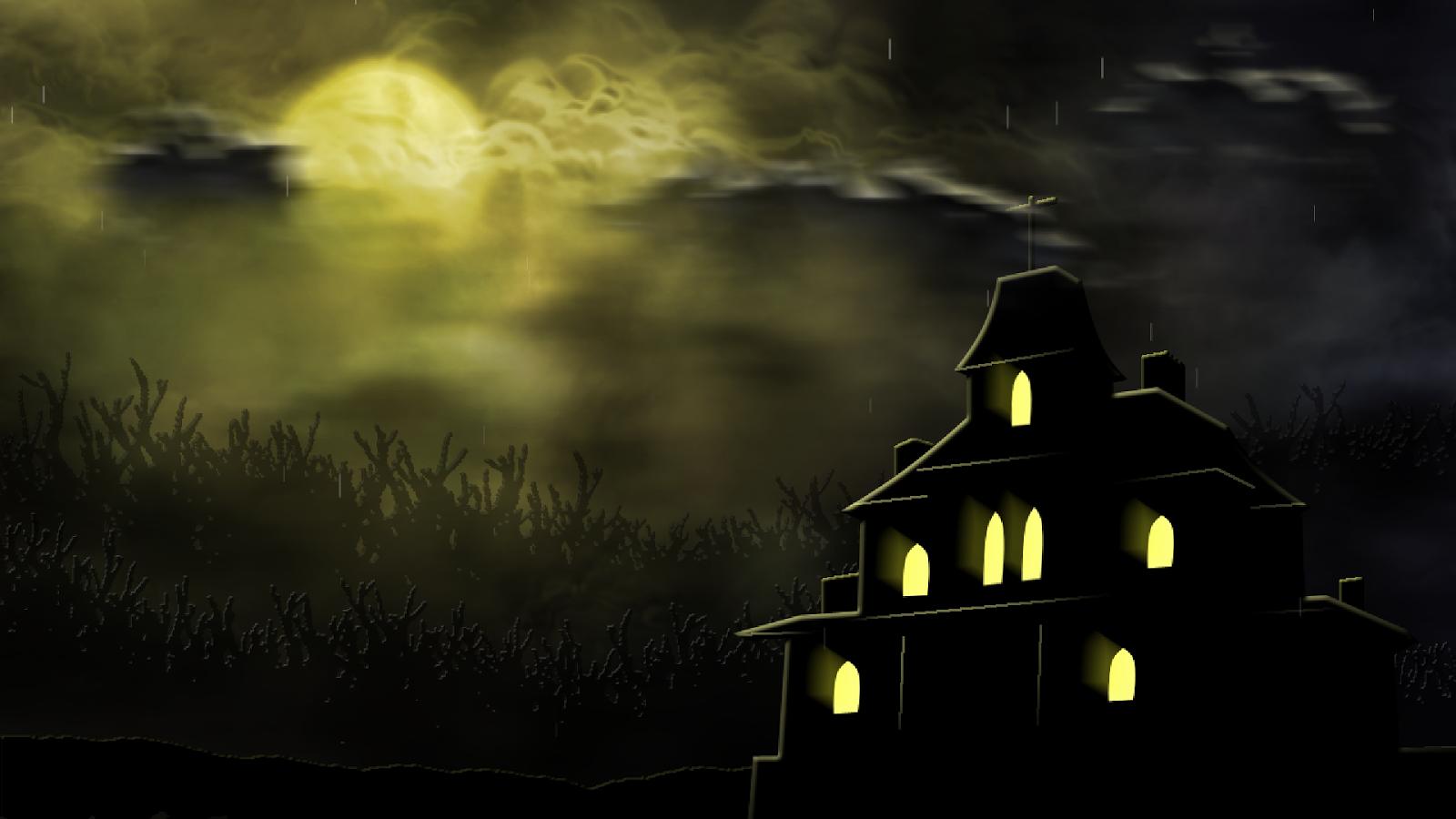 spooky house spielen