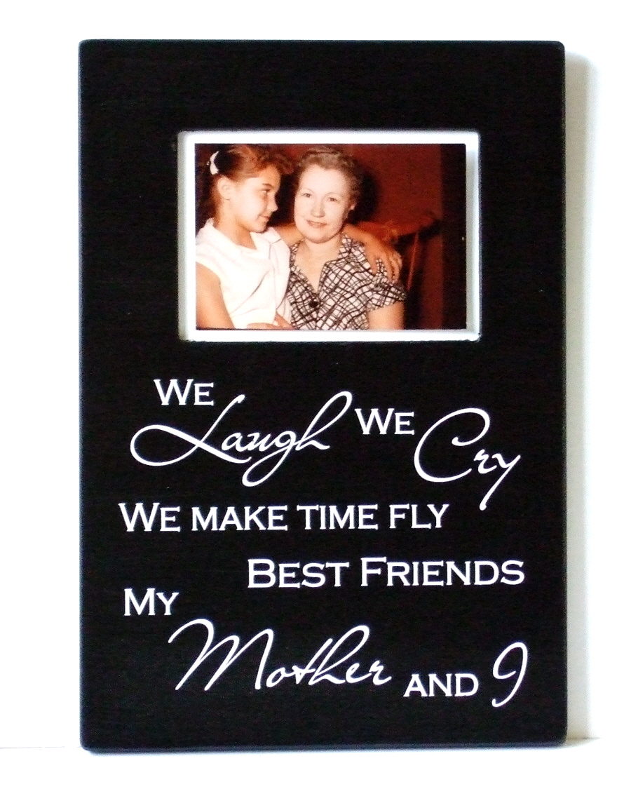 Mulberry Creek: Mother & I Photo Frame for Mother\'s Day