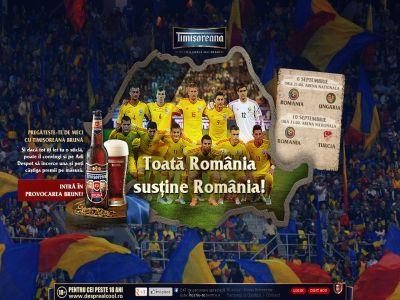 Toata Romania sustine Romania!