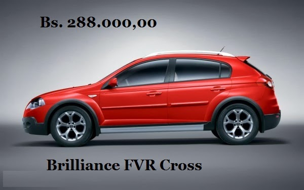 Brilliance FVR Cross