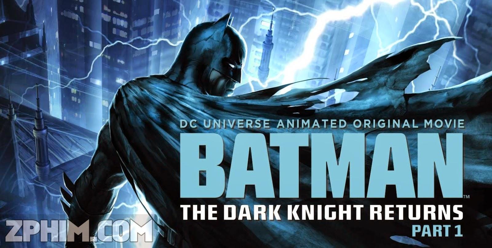 Ảnh trong phim Kỵ Sĩ Bóng Đêm Trở Lại - Batman: The Dark Knight Returns Part 1 1