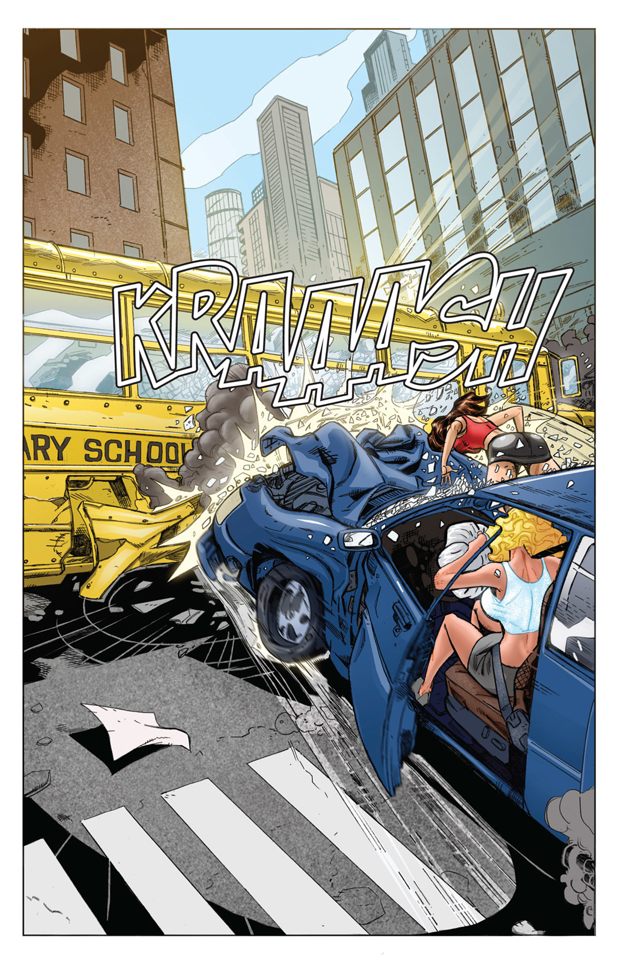 Grimm Fairy Tales (2005) Issue #40 #43 - English 9