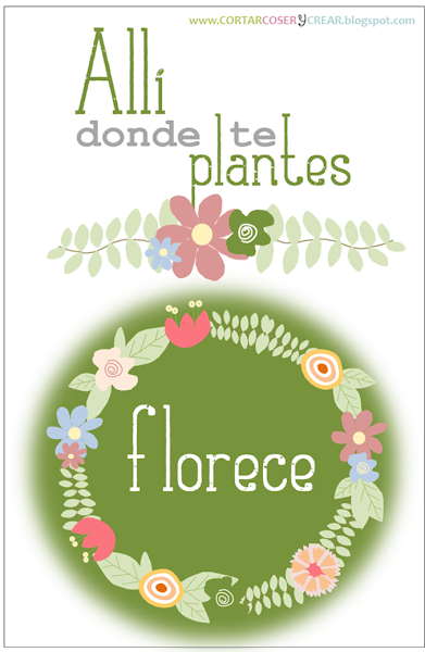 Freebies florales gratuitos recursos cliparts