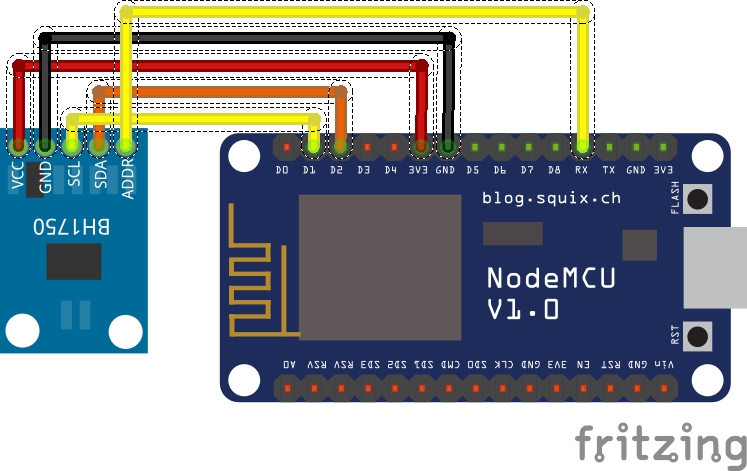 Node-RED Tutorial: saving MySensors measurements