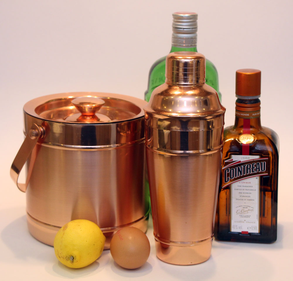 the institute for alcoholic experimentation bar tools is copper  - bar tools is copper proper