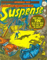 Alan Class, Amazing Stories of Suspense
