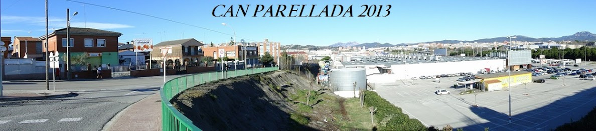 CAN PARELLADA 2013