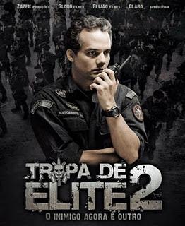 Filme- TROPA DE ELITE 2