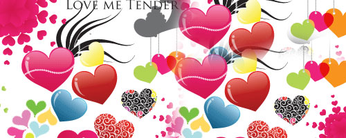 50+ Free Illustrator Valentine Vector Hearts Set