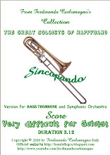 Music For Bass Trombone