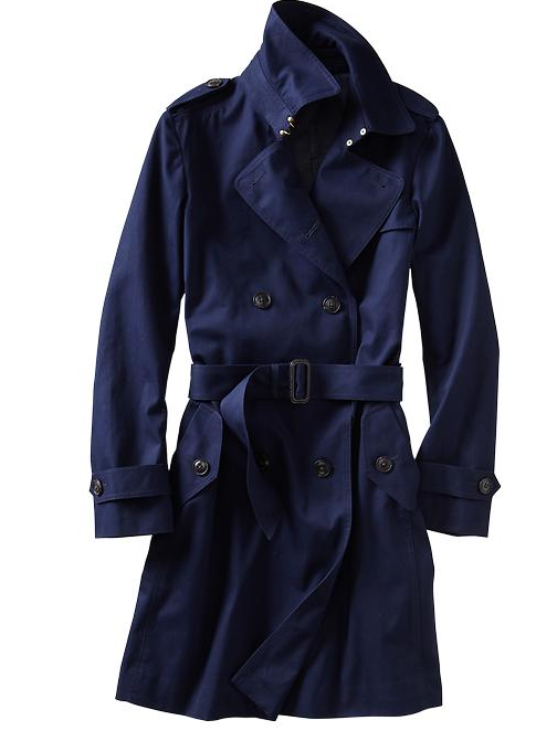 classic, prep, wardrobe staples, trench coat, Gap