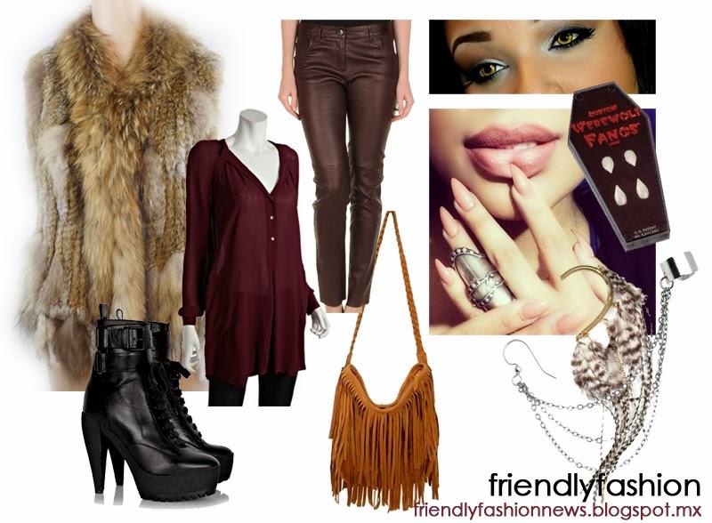 FriendlyFashion Disfraces para Halloween lobo fashion