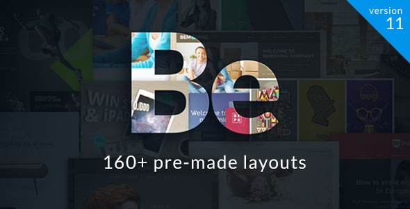 Free Download latest version of BeTheme V11.2 - Responsive Multi-Purpose Wordpress Theme