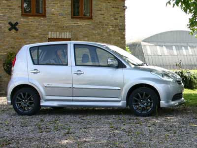 Perodua Myvi Sport Silver Price and Specifications