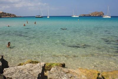 Cala Conta in Ibiza