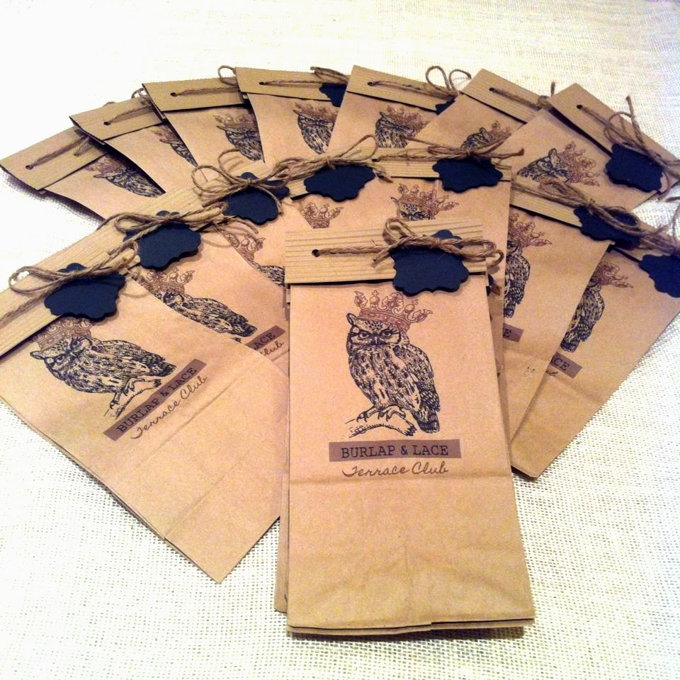 Muchocrafts chic brown paper bag packaging for Brown paper bag craft