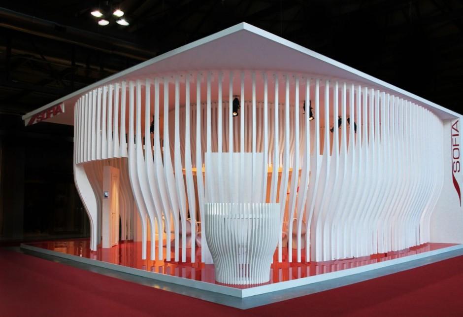 Decoration interior ideas awesome architectural pavilion for Pavilion concept architecture