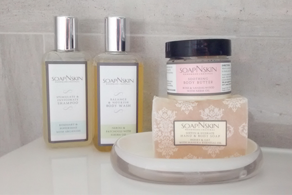 Beauty Buzz: SoapNSkin