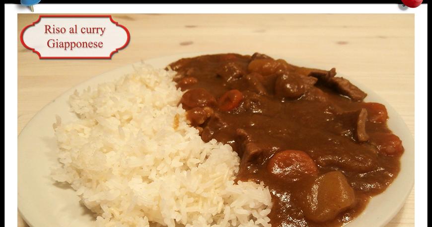 Riso al curry giapponese imparare l 39 arte della cucina - Imparare l arte della cucina francese ...