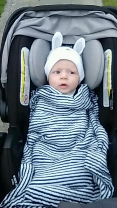 Grandson: Baby R